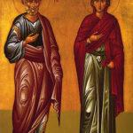 Οἱ Ἅγιοι Θεοπάτορες Ἰωακεὶμ καὶ Ἄννα (9 Σεπτεμβρίου †)